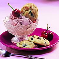 Cherry Vanilla Cookies