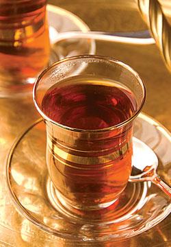 Turkish Tea at Anatolian Table