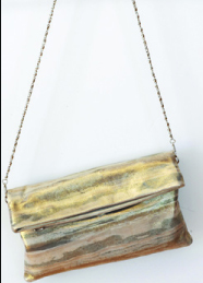 Leather Bag by Ada