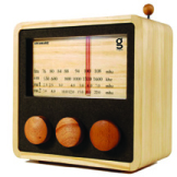 Magno Radio by Singgih Kartono for Areaware