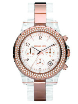Rosegold Watch by Michael Kors