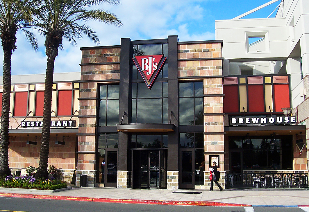 First Bite Bj S Restaurant Brewhouse At Arden Fair Mall