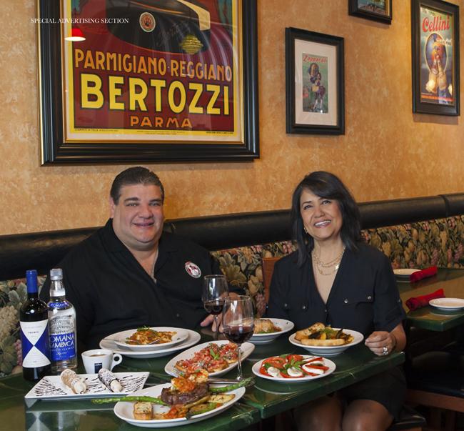 Dominck's Italian Market - Dominick and Raquel Bellizzi