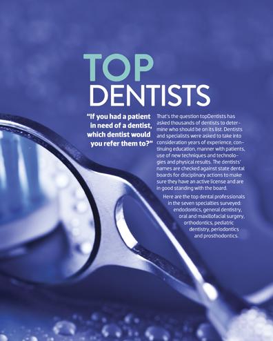 Sacramento's Top Dentists