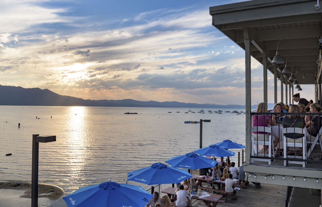 Lake Tahoe S Waterfront Restaurants