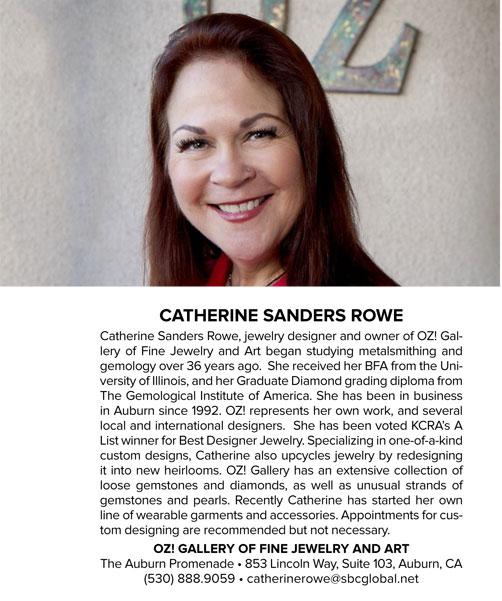 Catherine Sanders Rowe