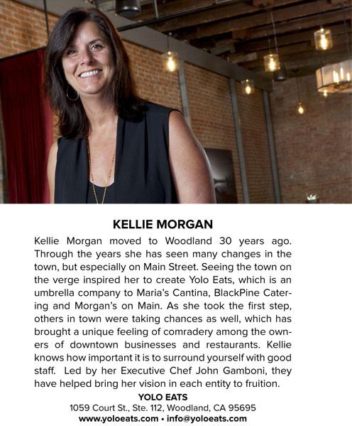 Kellie Morgan