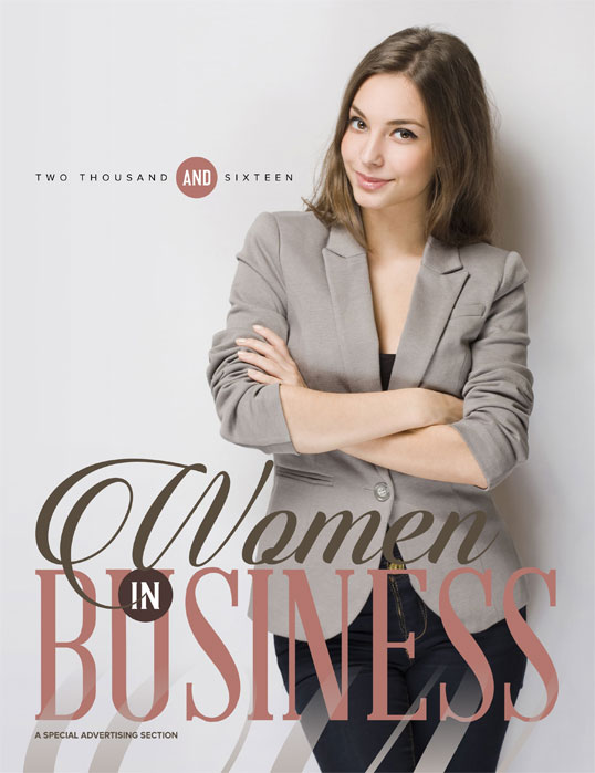 women in business cover