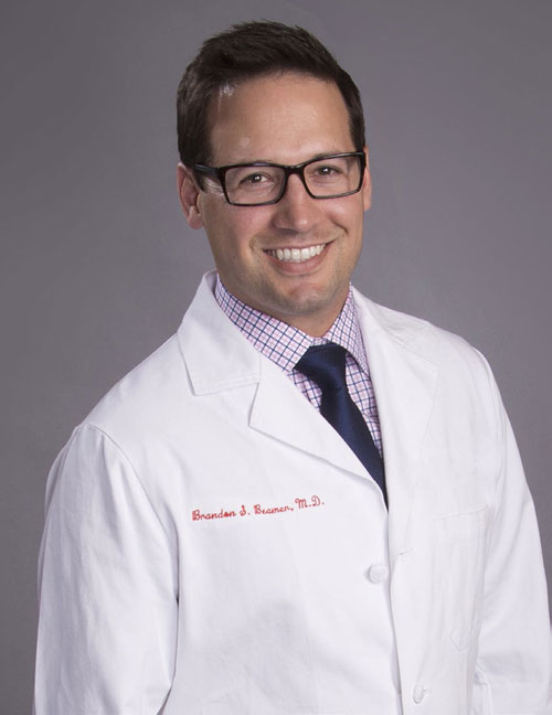 Brandon Beamer, MD