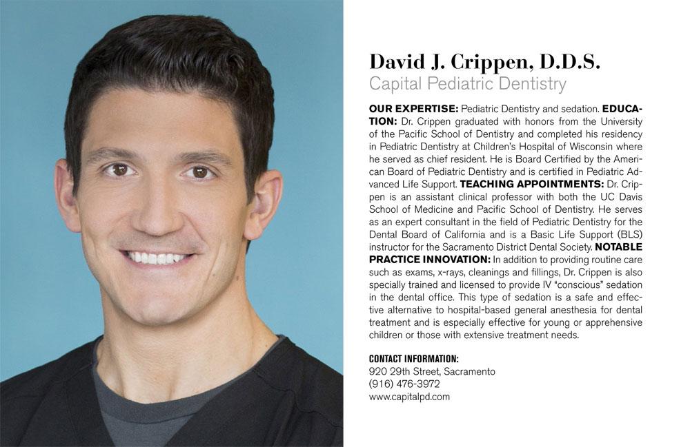 David J. Crippen, DDS
