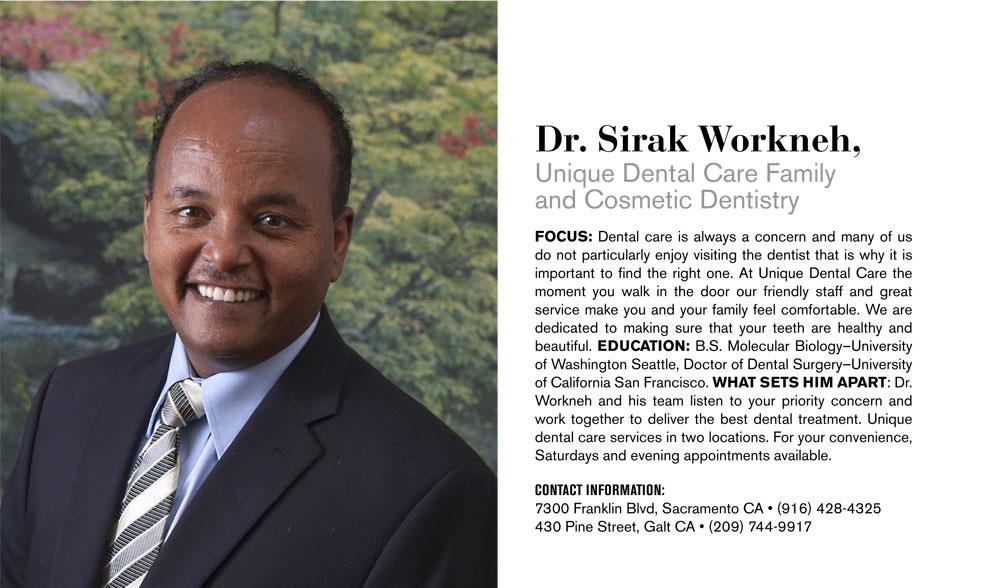 Dr. Sirak Workneh