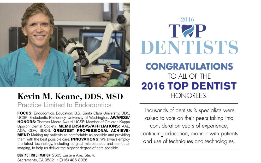 Kevin M. Keane, DDS