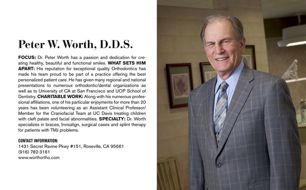 Peter W. Worth, D.D.S.