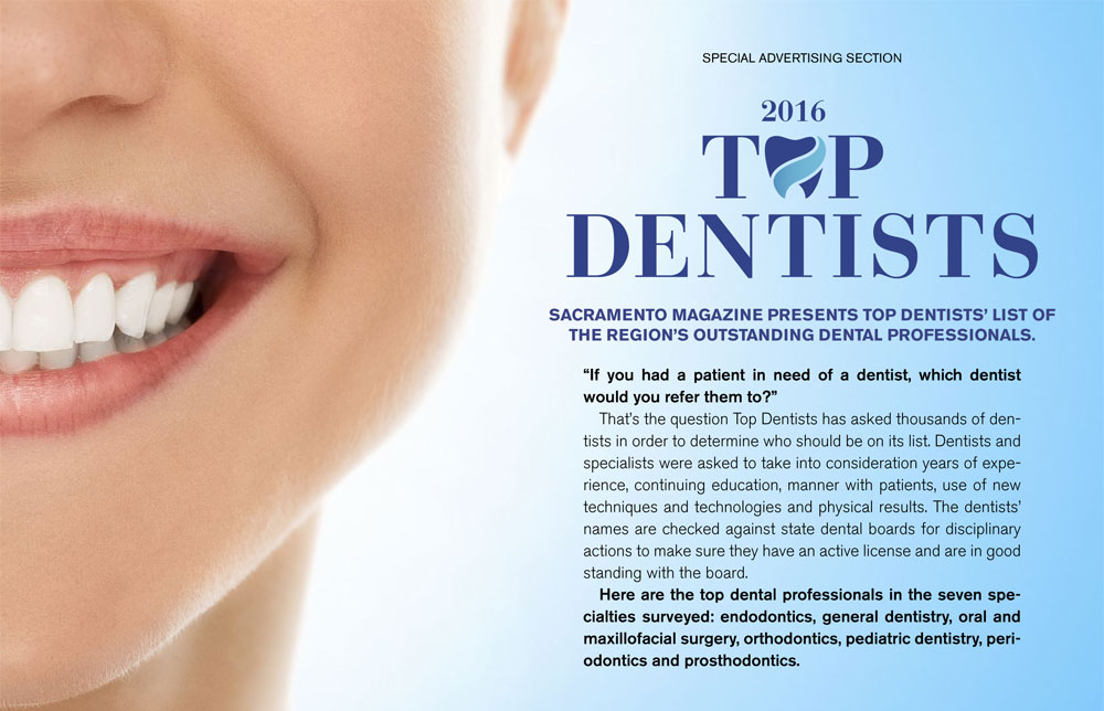 2016 Top Dentists