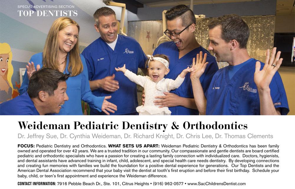 Weideman Pediatric Dentistry and Orthodontics
