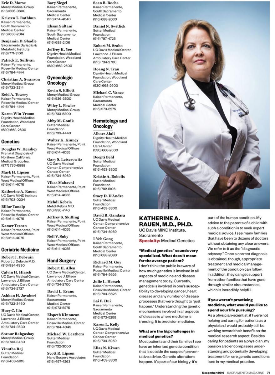 Top Doctors List 2016 page6