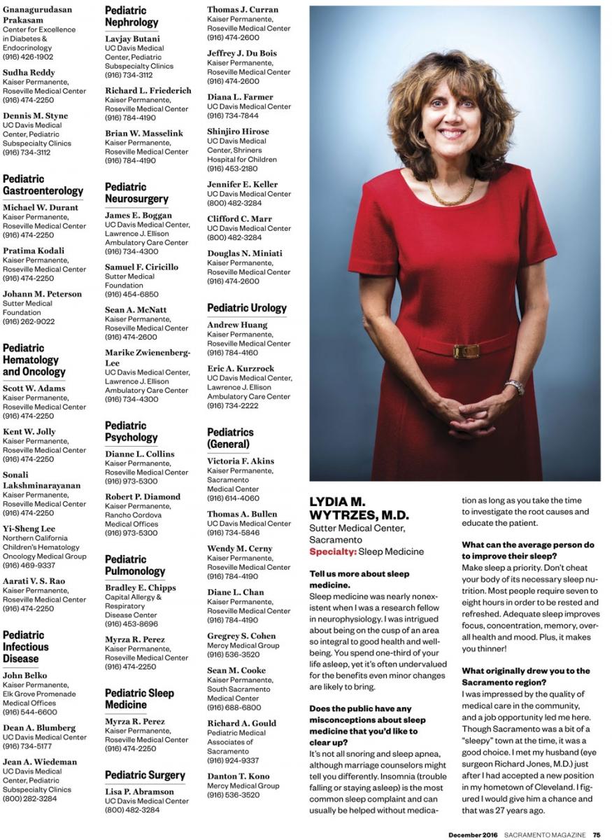 Top Doctors List 2016 page10