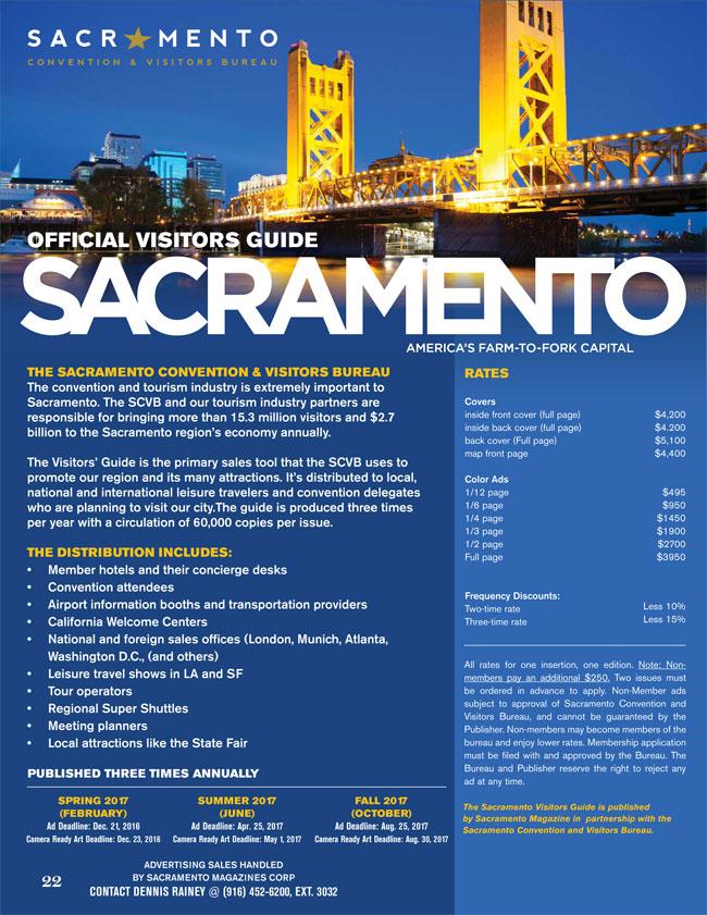 Sacramento Visitors Bureau