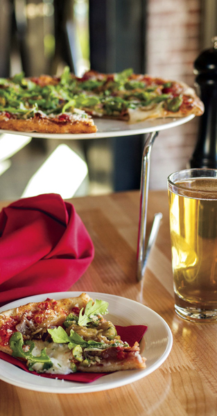 Fughi Pizza