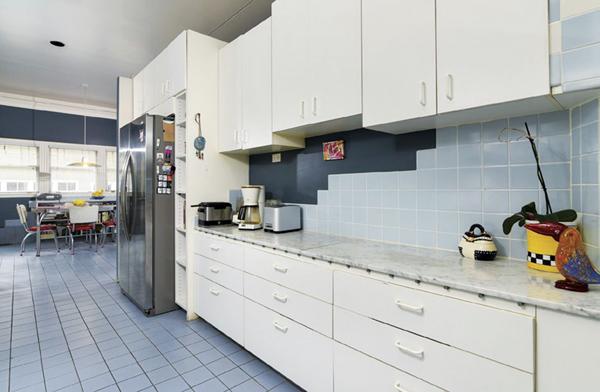 Kitchen at Stately Goldmanor