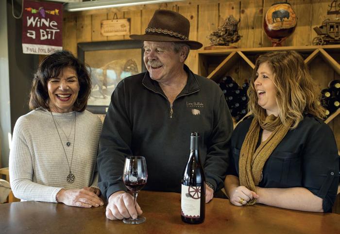 Lone Buffalo Vineyards