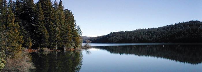 Jenkinson Lake at Sly Park