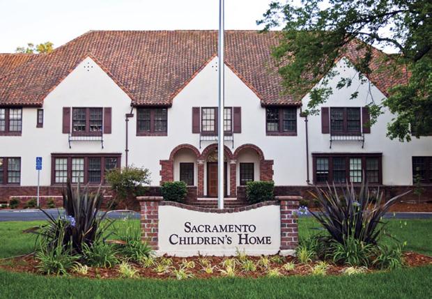 Sacramento Children's Home in 2017