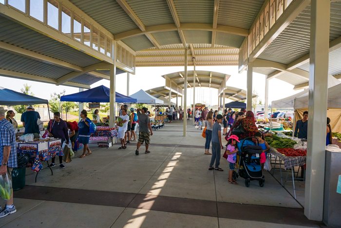 North Natomas Farmers Market