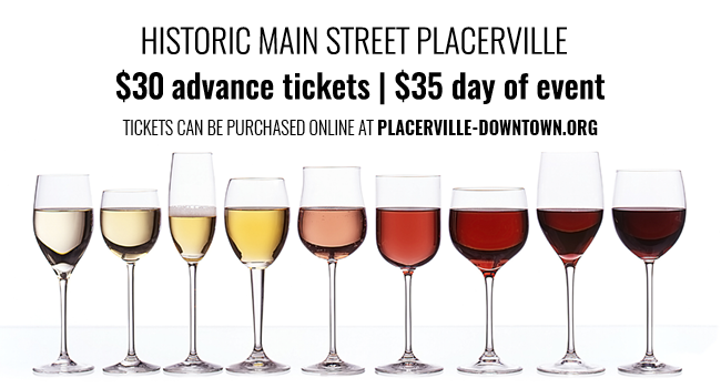 Annual Placerville Art and Wine Festival