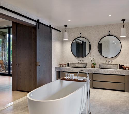 Las Alcobas Bathroom
