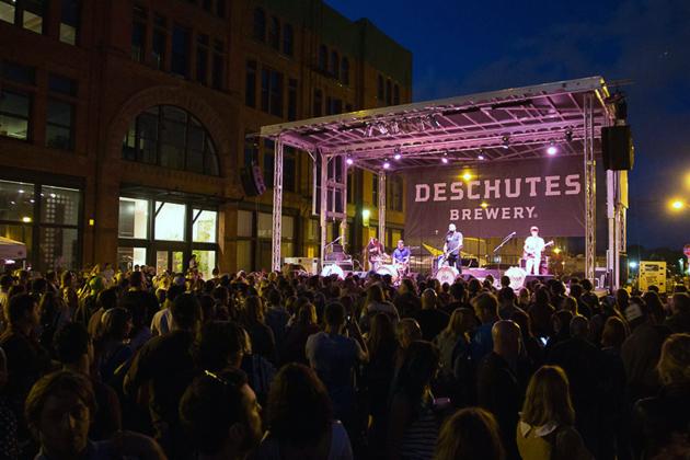 Deschutes Concert