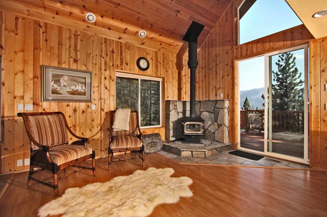 Tahoe Vacation Home Interior