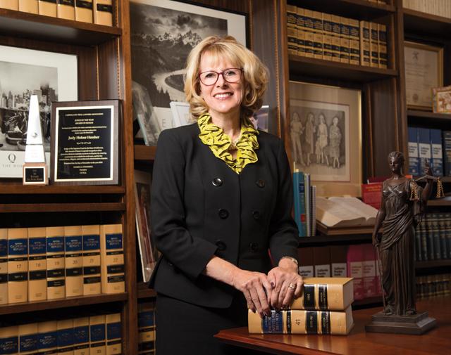 Judge Judy Holzer Hersher