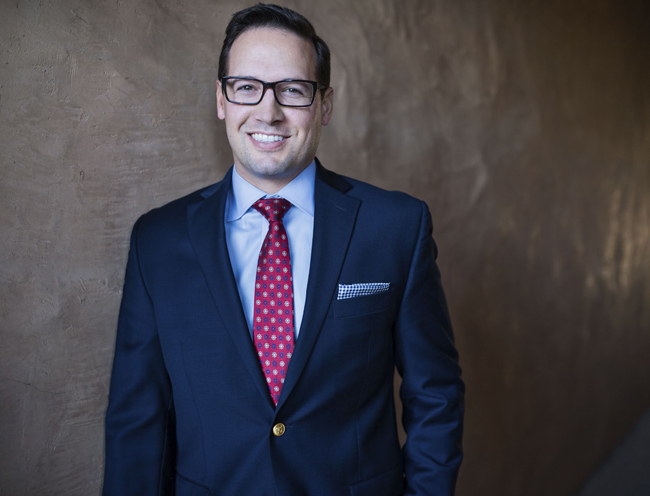 Brandon Beamer, M.D.