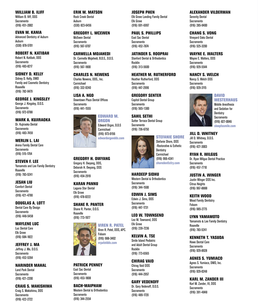 Top Dentists page 8