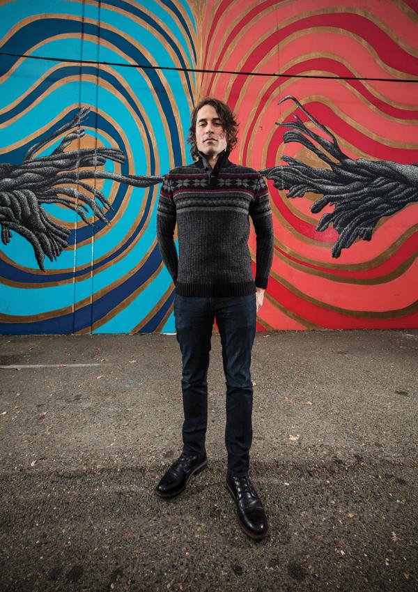 Bryan Valenzuela, Artist