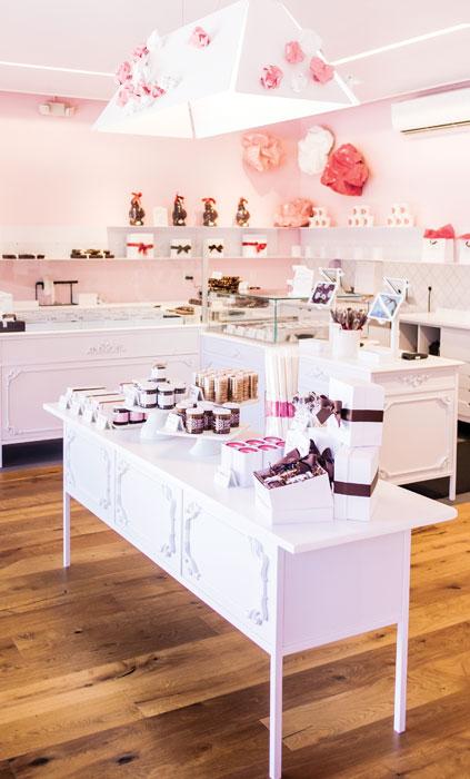 Ginger Elizabeth Chocolates SF location