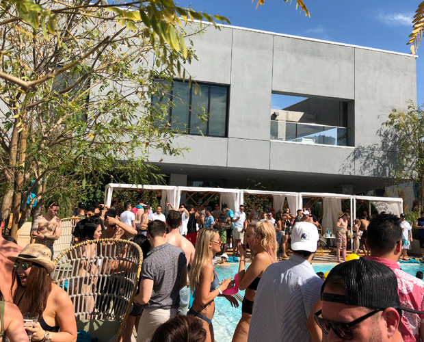 Revival Pool Party