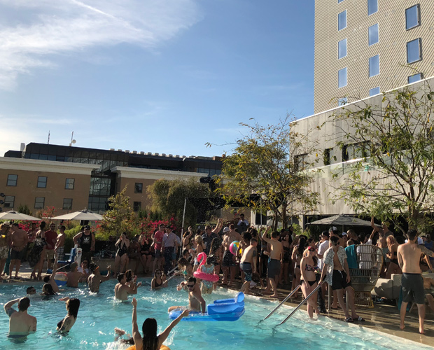 Pool Party Revival
