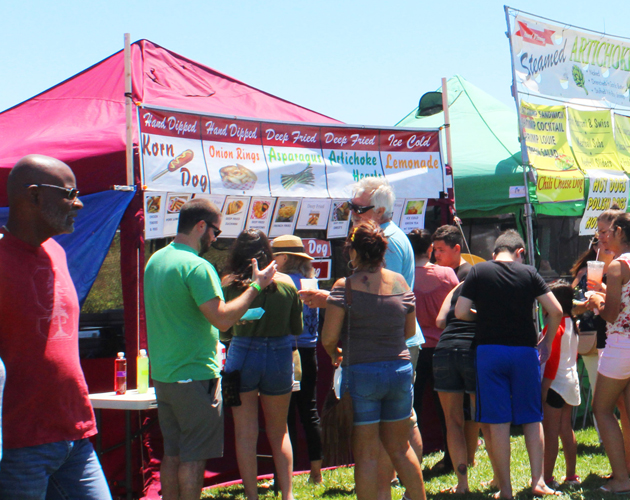 Benicia Waterfront Festival and Food