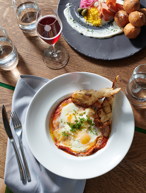 Eggs in Purgatorio