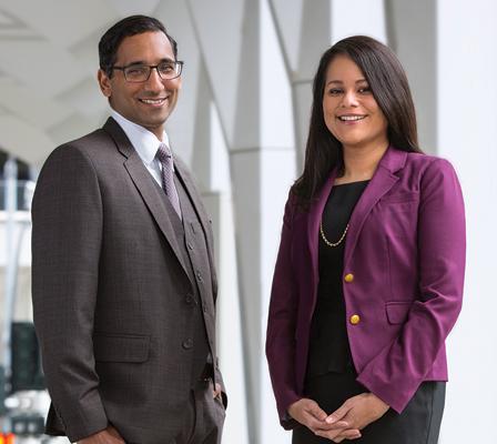 Nubia Goldstein & Robin Baral