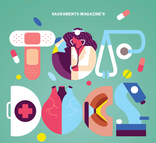 Sacramento Magazine's Top Doctors List 2018 - Sacramento