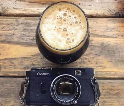 Beer and Camera