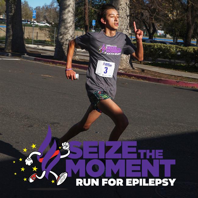 epilepsy run