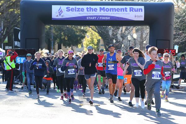 seize the moment run