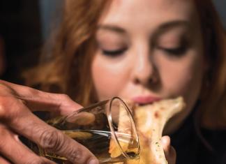 whiskey bone marrow