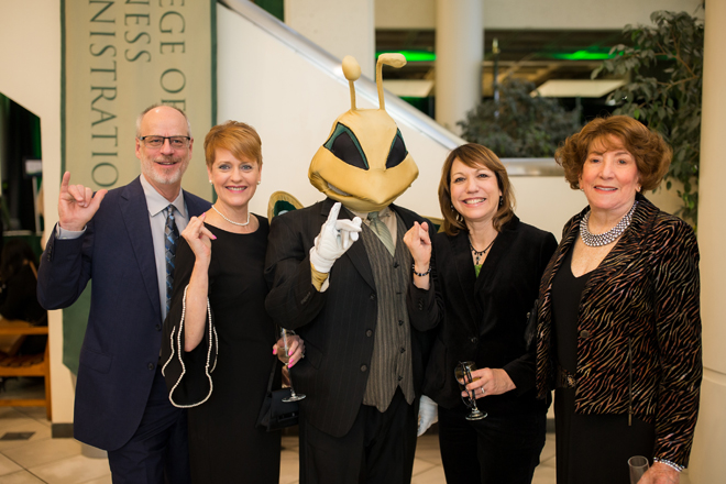 Sacramento State's Green and Gold Gala