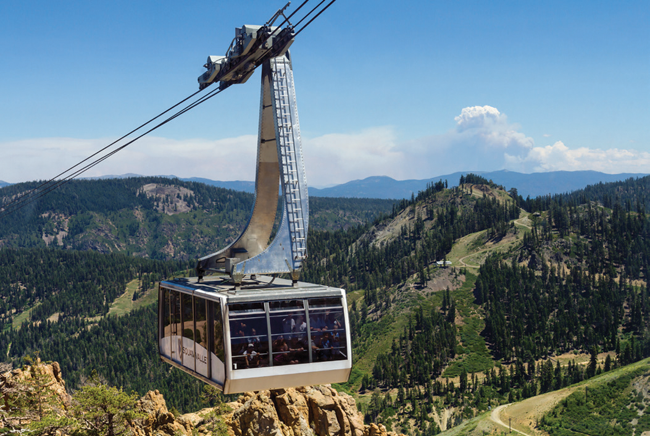 squaw valley gondola lift