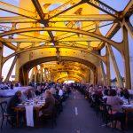 tower bridge dinner